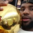 Lebron James 2016 NBA Finals