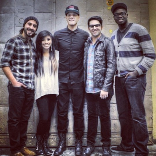 Any members pentatonix dating | Kirstie Maldonado