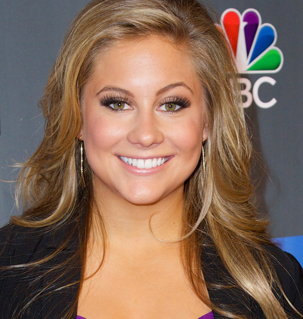 Shawn Johnson Height