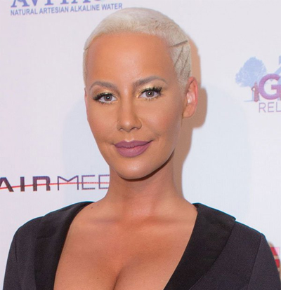 Amber Rose dancing with the stars