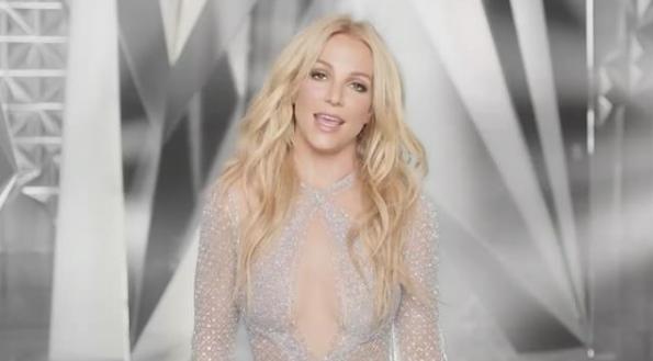 Britney Spears New Album Glory