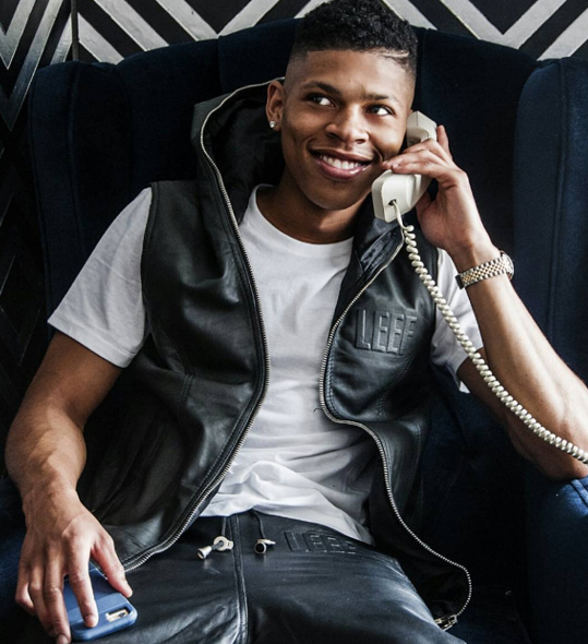 Bryshere Gray Height