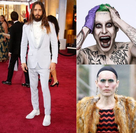 Jared Leto Height