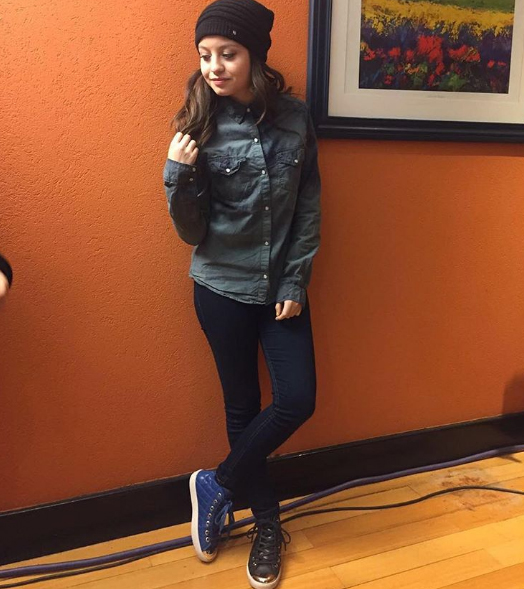 Karol Sevilla Height
