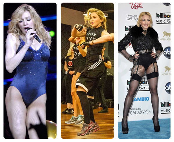 Madonna Workout and Diet Plan