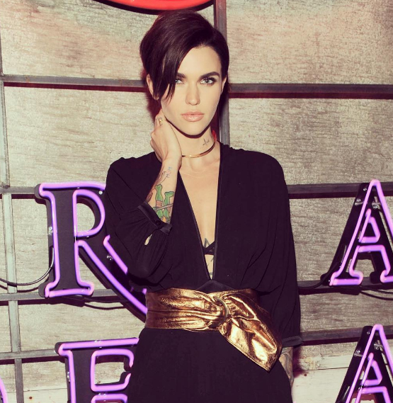 Ruby Rose Height