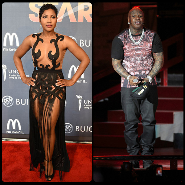 Toni Broxton and Birdman Are Madly In love