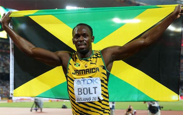 Usain Bolt in rio olympics 2016