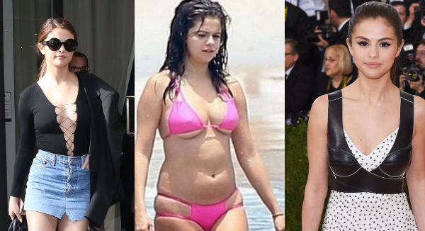 Selena Gomez Weight Loss & diet