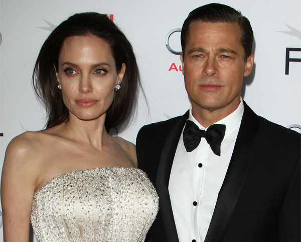 Angelina Jolie Divorse