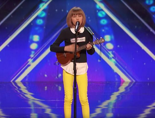Grace VanderWaal Height