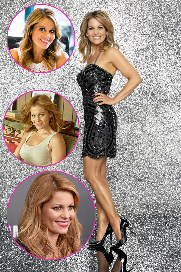 Candace Cameron Bure Height