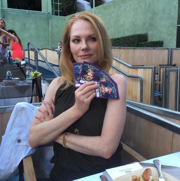 Marg Helgenberger Height