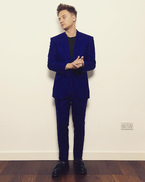 Conor Maynard fashion and style