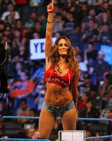 Nikki Bella Celebrity Stats