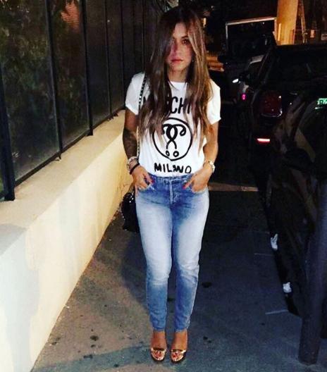 Anais Camizuli height