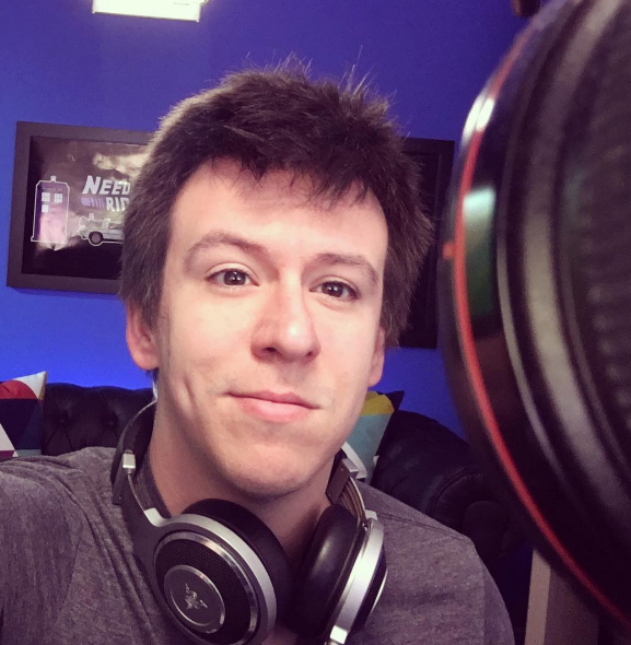Philip DeFranco height